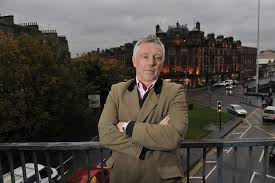 Celtic Trust Chair, David Low
