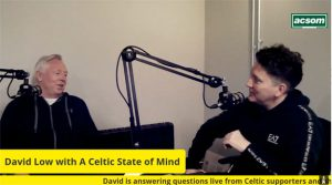 The Celtic Trust's David Low on A Celtic State of Mind